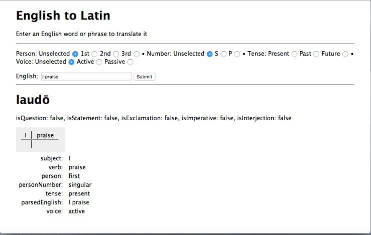 Latin-screenshot