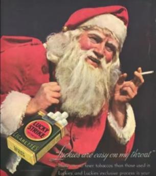 LuckyStrike-Santa