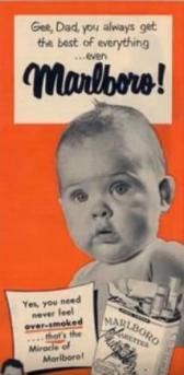 Marlborro-Baby